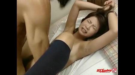 คลิปโป๊ครูสาวญี่ปุ่นเล่นเสียวกับแฟนมีใช้กุญแจมือด้วย