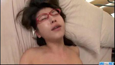 สาวถุงน้องดำ โดนแฟนหนุ่มจับเย็ดหีในห้องนอน