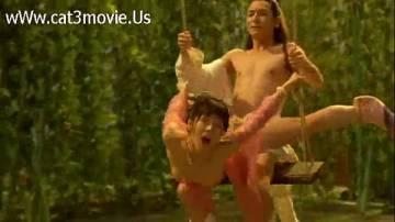 หนังโป๊จีนเต็มเรื่อง ฉากโล้ชิงช้าในตำนาน ผู้หญิงสวยทั้งเรื่องน่าเย็ดทุกคน ดูเรื่องนี้เรื่องเดียวน้ำแตกแน่นอน