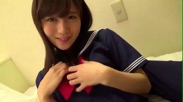 หนังโป๊นักเรียนญี่ปุ่นน่ารักมาก อายุแค่นี้ก็มาทำไซด์ไลน์ซะแล้วเสียดายของจริงๆ