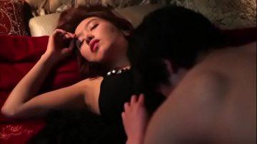หนังอาร์เกาหลีกำลังนอนชักว่าวอย่างเสียวสุดเลย